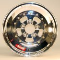 "Sanders 750 Series 15"" x 10"" Polished Wheel (BC- 5 x 4.5)"