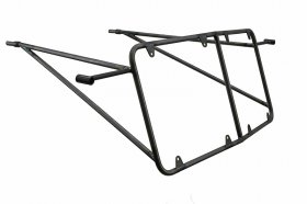 "1979-1993 Mustang 17"" 4130 Dual Parachute Pack Mount"