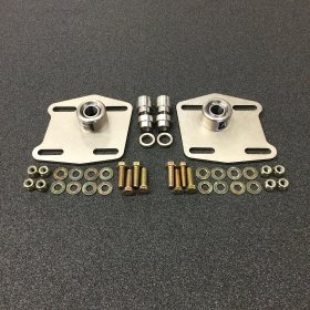1994-2004 Mustang Steel Race Caster Camber Plates
