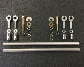 Stiletto Universal Stainless Steel Tie Rod Kit (Unwelded)
