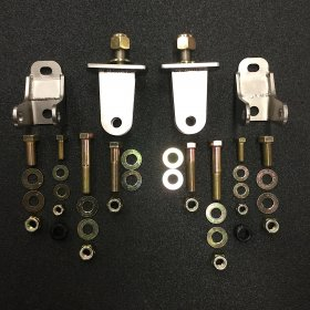 79-04 Mustang Heavy Duty Rear Coil Over Bracket Kit