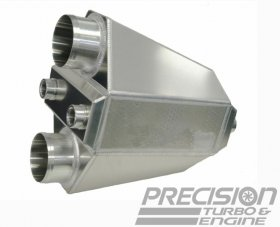 Precision Turbo 2000HP Water-Air Intercooler