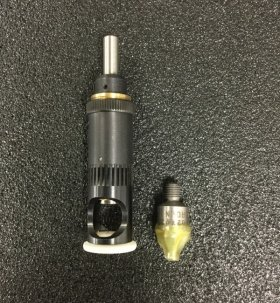 Microstop/ Countersink w/ No-mar Foot Piece & Cutter