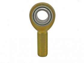 Mild Steel JMT-Series Rod End Teflon Lined (Right Hand Thread)