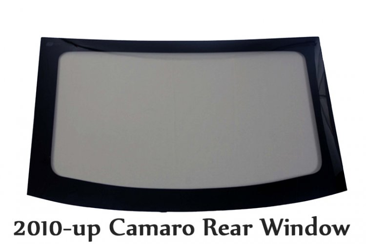 1982-2013 Camaro Lexan Drop In Rear Window (Choose Thickness