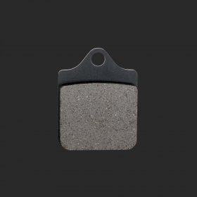 Strange 1 & 2 Piston Brake Pads - Soft Metallic (Each)