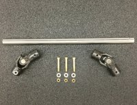 79-93 Mustang Sportsman Steering Kit / RCI Tubular Column