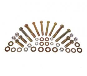 1979-2004 Mustang Race K-member Light Weight Bolt Kit