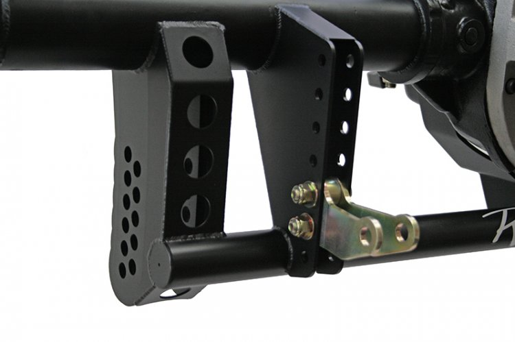 1979-2004 Mustang 8.8 Elite Housing Bracket Kit