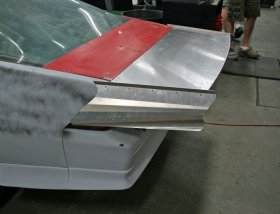 "1982-1992 Camaro 17"" Strutted Wing"