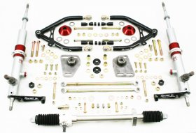 1979-1993 Mustang Pro Strut Suspension Kit