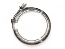 "Stainless V-Band Clamp 2.25"" - 5"" (ea)"