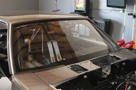 1979-2014 Mustang Lexan Drop In Windshield (Choose Thickness)