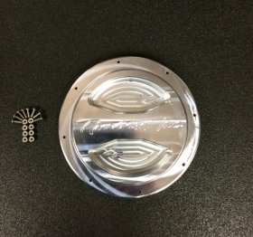 Racecraft Water Tank Lid, Aluminum Finish