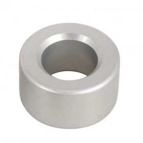 "5/8"" Aluminum Wheel Washer .688 Thick"