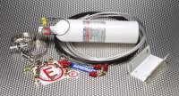 Safecraft SFI 5 lbs Fire Suppression System