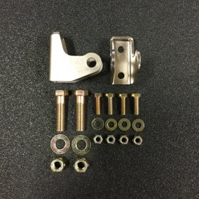 1979-2004 Mustang 90 Degree Lower Housing Bracket Kit