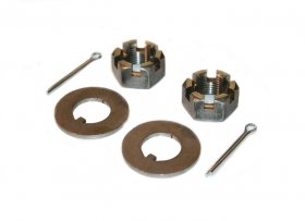 Spindle Mount Nut Kit