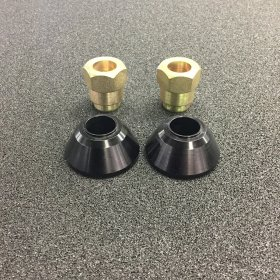 14mm-2.0 Camaro OEM Shaft Style Coil Over Strut Nut Kit