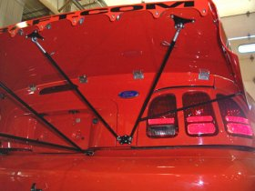"1994-1998 Mustang 17"" Coupe Wing"