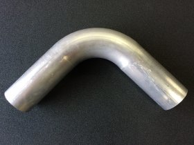 "4"" Aluminum .110 wall 90* Elbow (EA)"