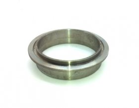 "Aluminum Male V-Band Flange & O-Ring 2.5"" - 5"" (EA)"