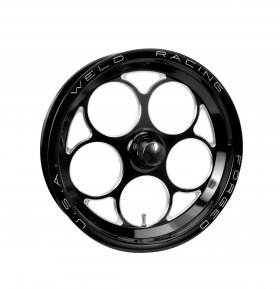 "Weld Magnum Drag 2.0 15"" x 3.5"" Spindle Mount Wheel (Ea)"