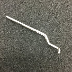 Stainless Steel NOS Handle For Apollo Valve (Bent)