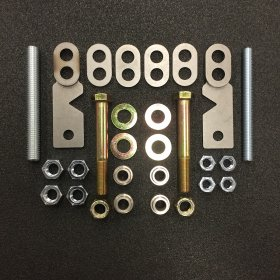 79-04 Mustang Upper Torque Box Doubler Kit