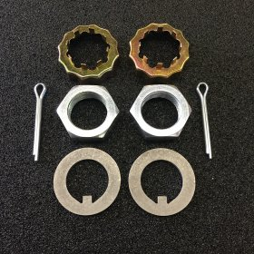 1979-1993 Mustang Spindle Nut Kit