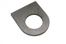 Stock Brake Line Tab For Factory Style Fitting (Mild Steel)