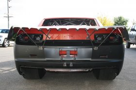 "2010-2015 Camaro 17"" Strutted Wing"