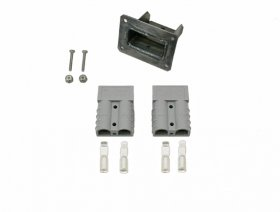 Single Charge Plug Kit & Mount