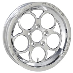 Weld Magnum Drag 2.0 15'' x 3-1/2'' Polished Wheel (Ea)