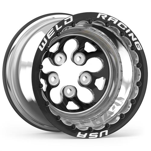 Weld Alpha 1 15 X 12 Black Wheel Bc 5 X 4 5 83b 512206dmsb