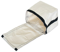 Replacement Chute Bag For 410 & Smaller Chutes