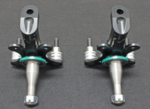 "67-69 Camaro 1.5"" Drop Spindles (Spindle Mount Brakes)"
