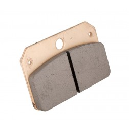Strange 4 Piston Brake Pads - Medium Metallic - (Each)