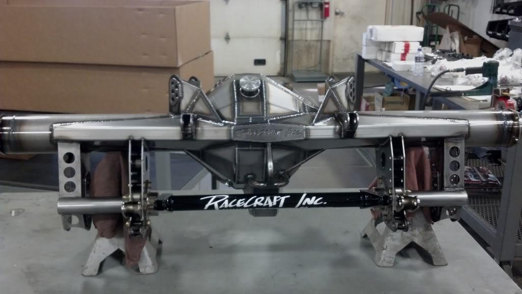 Brad Medlock Project Racecraft Camaro Mustang Chassis